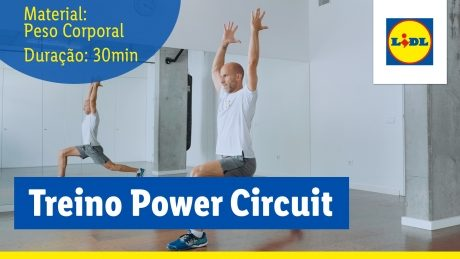 Treino Power Circuit