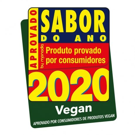 Sabor do Ano Vegan 2020